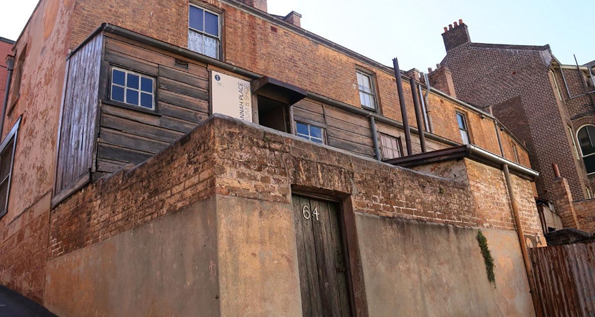 Step into the Past (Part 3) – Susannah Place Museum