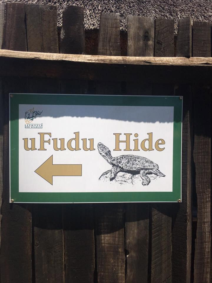 UFudu Hide, Weenen Nature Reserve