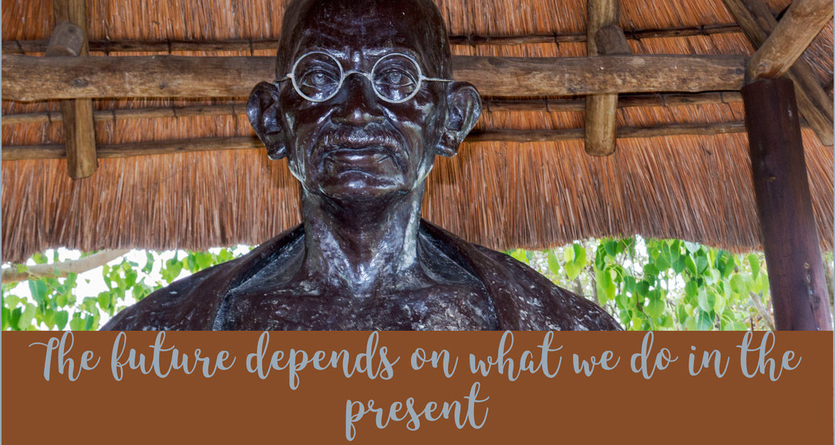 Visit Ghandi's House in Inanda – you won't go Home Empty Handed