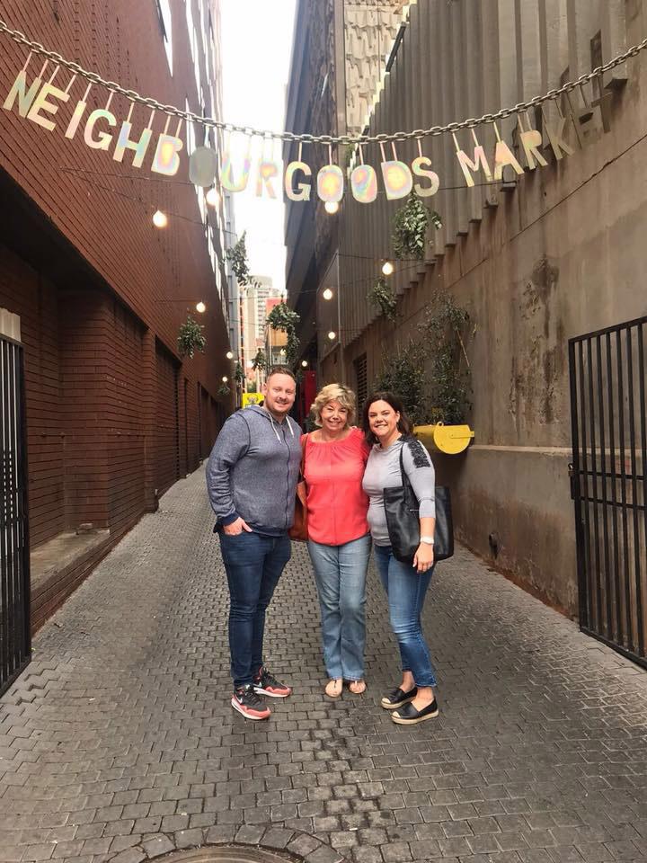 Exploring Johannesburg's markets