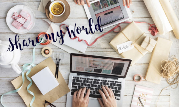 Share my World  :  22 January 2018