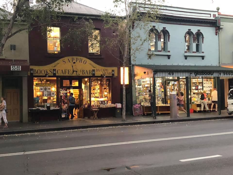 Glebe Bookshops
