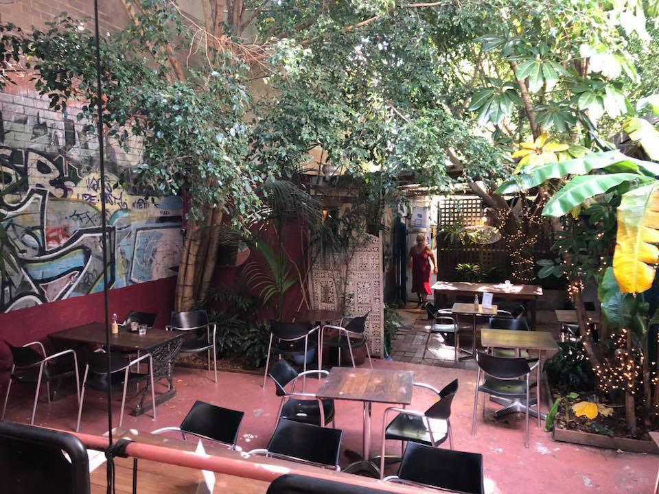 Sappho Cafe