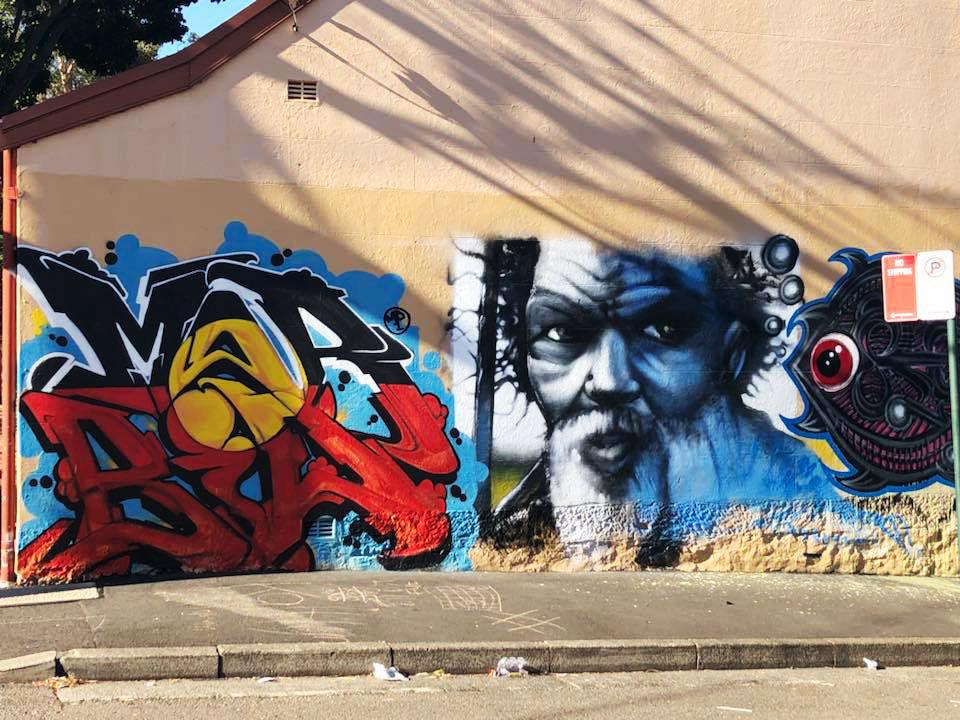 Glebe Street Art