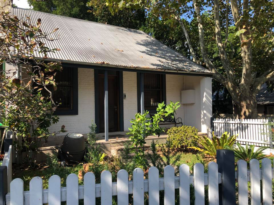 Glebe Worker Cottage